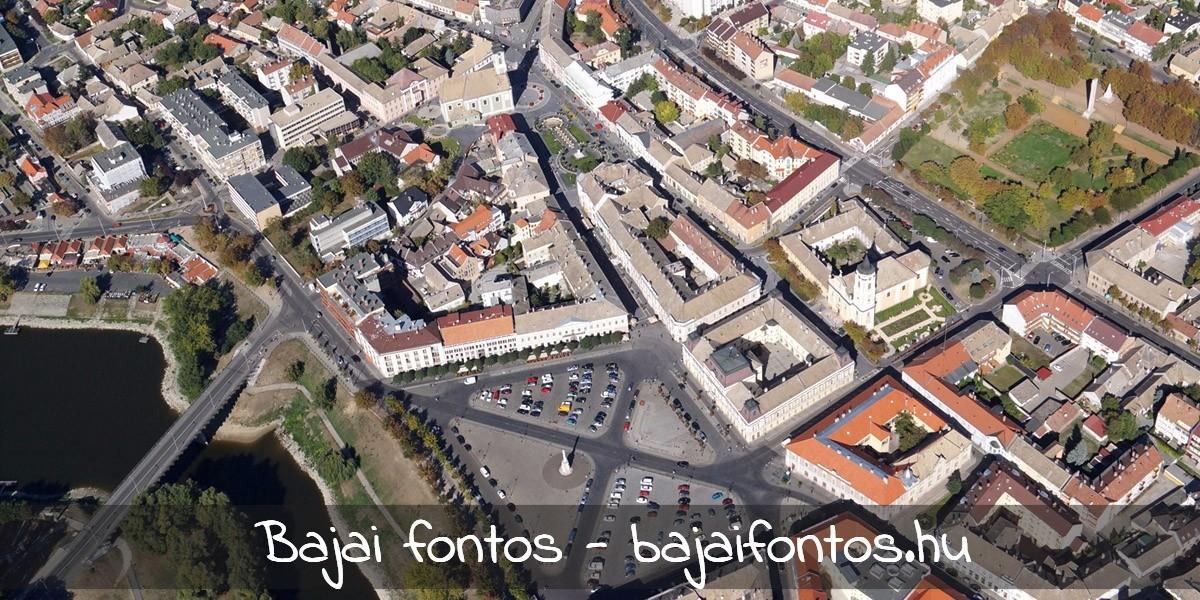 Bajai fontos oldal